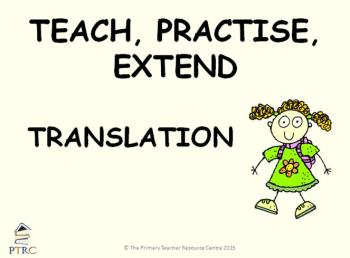 Translation Powerpoint - Teach, Practise, Extend