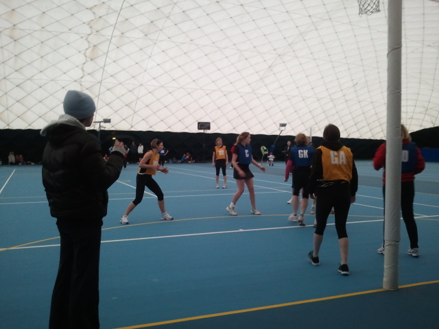 Clifton Dome Umpiring 1