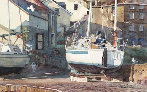 RP039 Winter Repairs, New Quay