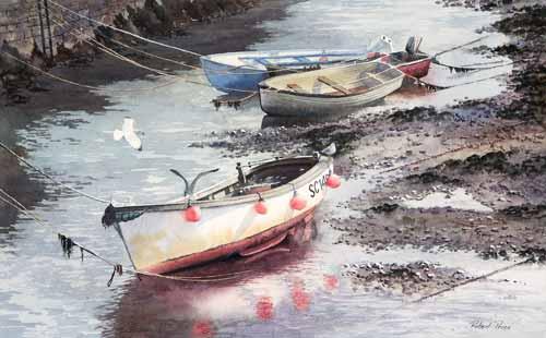 RP042 Fishguard Moorings