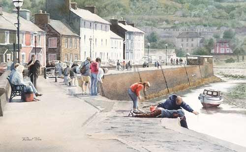 RP050 Crab Fishing, Aberaeron