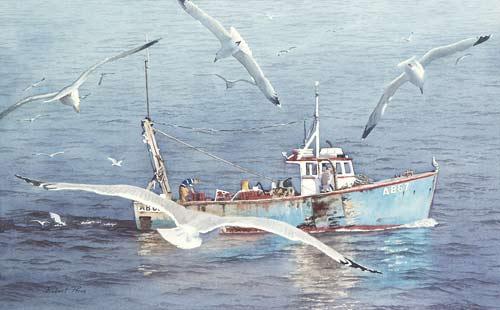 RP052 Fisherman's Welcome