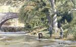 RP087/150 Fishermen's Tales, Cenarth