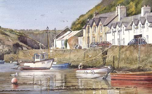 RP089 Sunny Day, Fishguard