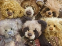 Retired Charlie Bears