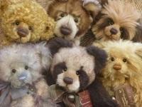 Retired Charlie Bears