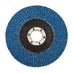 Flap Discs 115mm x 22mm P40 Zirconium