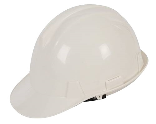 Safety Hard Hat White BSEN397 (Pack qty 1)