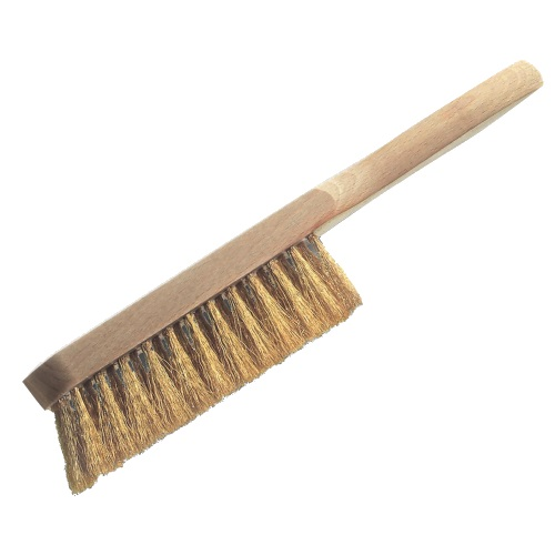 Brass Wire Hand Brush 315mm