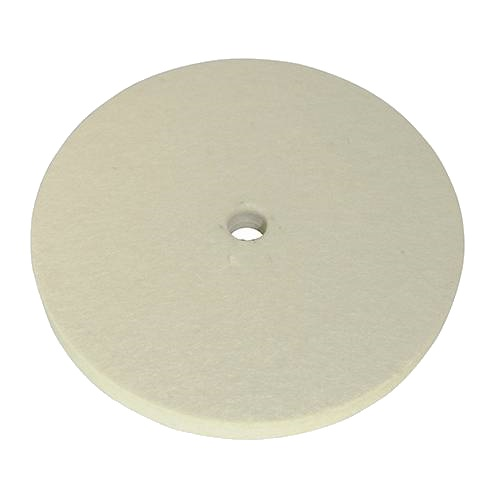 150mm Felt Polishing Wheel