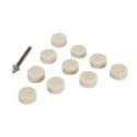 Felt Polishing Wheels 13mm