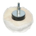 Dome Polishing Mop 60mm