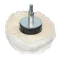 Dome Polishing Mop 100mm