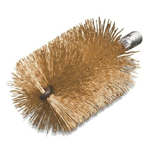 Brass Wire Tube Brush 30mm x W1/2