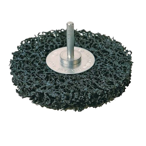 Polycarbide Abrasive Wheel 100mm with Arbor