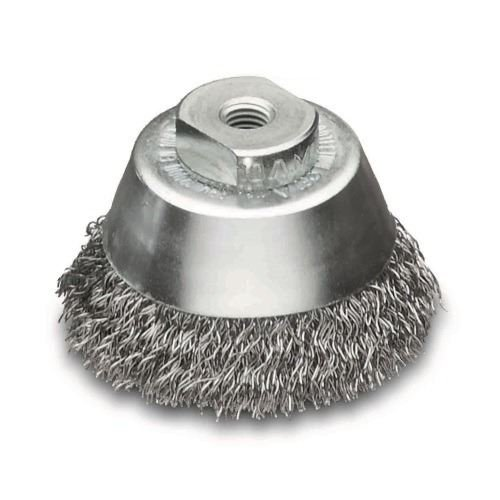 <!-- 008 -->Steel Wire Cup Brush 60mm - M14