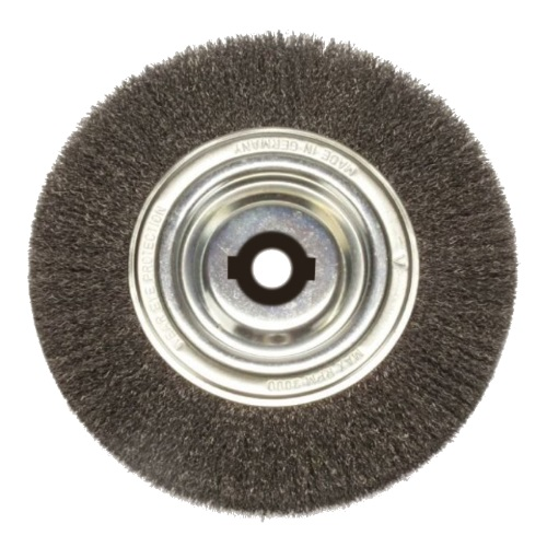 Rotary Wire Brush 250mm Industrial Spec