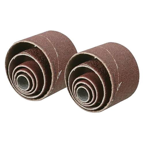 10 Pce Drum Sanding Replacement Belt Pack