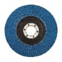 Flap Discs 100mm x 16mm P40 Zirconium