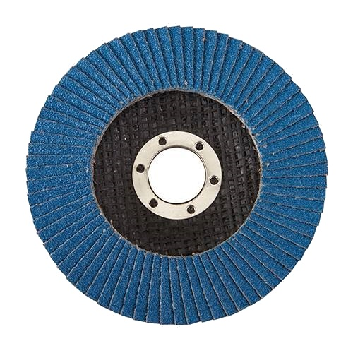 Flap Discs 100mm x 16mm P60 Zirconium