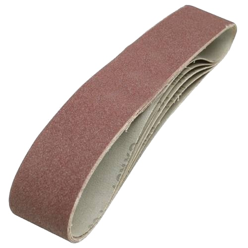 <!-- 010 -->Sanding Belts 50mm x 686mm - P120 (Qty 12)