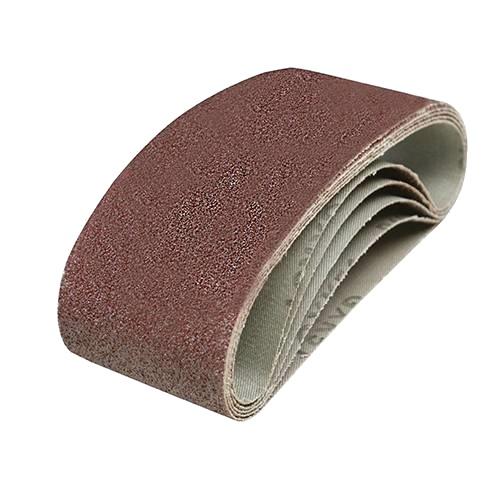 Sanding Belts 60mm x 400mm - P80 (Qty 10)