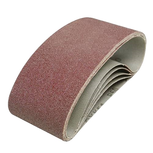 Sanding Belts 75mm x 457mm - P80 (Qty 10)