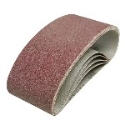 Sanding Belts 75mm x 533mm - P120 (Qty 10)
