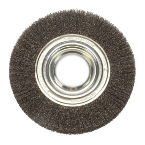 Steel Wire Brushes for Bench Grinders