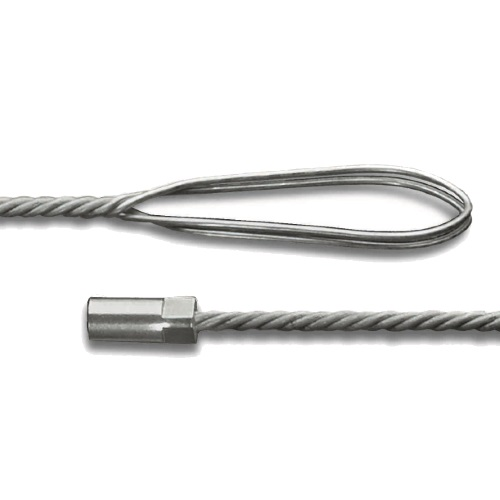 Twisted Wire Extension Handle 1000mm x M4