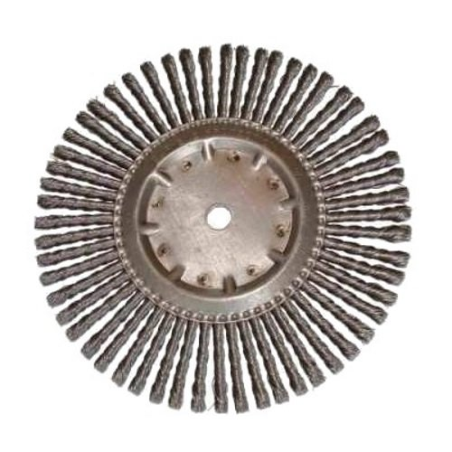 Joint Cleaning Wire Brush 300mm x 10mm width x 20mm Bore