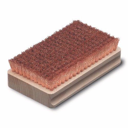 Bronze Wire Block Brush 120mm