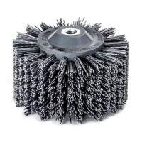 Abrasive Nylon Wheel Brush 140mm x 90mm - M14