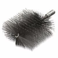 <!-- 20 -->Steel Wire Boiler Brush 30mm - 80mm x W1/2