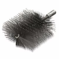 <!-- 030 -->Steel Wire Boiler Brush 50mm - 100mm x W1/2