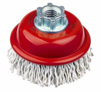 Laminated Steel Cup Brush 75mm