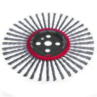 Joint Cleaning Wire Brush 300mm x 10mm width x 25.4mm Bore