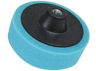 Polishing Sponge Blue 150mm x M14 (Pack qty 1)