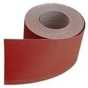 115mm x 25M Hook & Loop Sandpaper Roll P100