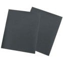 <!-- 015 -->Wet and Dry Sandpaper Sheets P180 (Qty 10)
