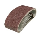60mm x 400mm Cloth Sanding Belts