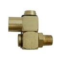 "Swivel Connector 1/4"" BSP Thread"