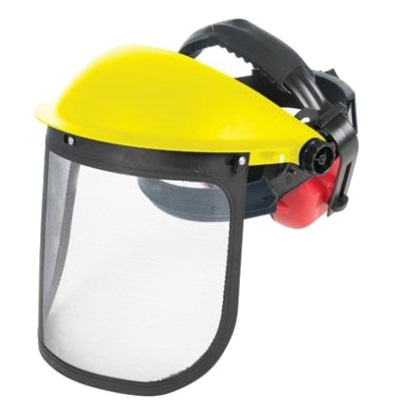 Forestry Safety Visor