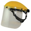Full Face Safety Visor - Clear Lens