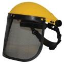 Full Face Safety Visor - Mesh Screen