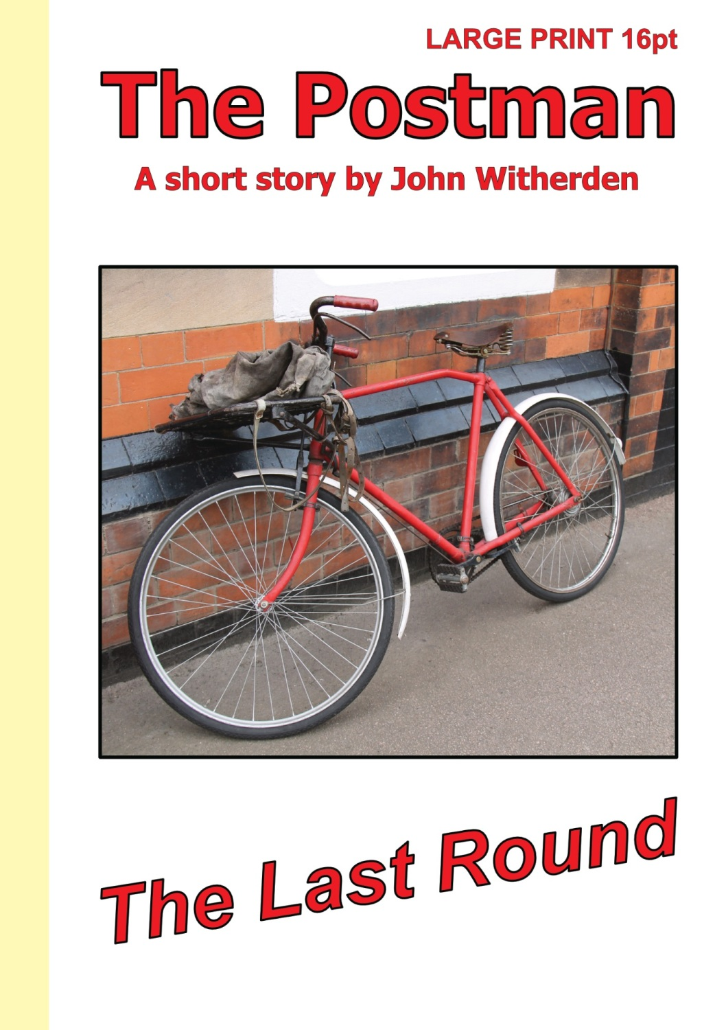 The Sussex Postman - Short Story in Large Type