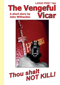 The Vengeful Vicar by John Witherden