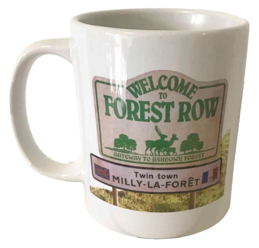Forest Row Village  - Souvenir Ceramic Mug