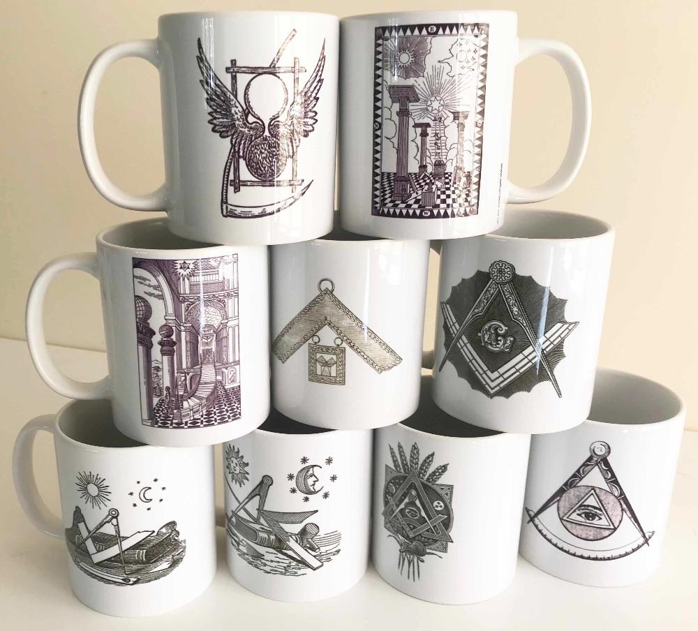 Masonic Mugs, Tankards & Tracing Board