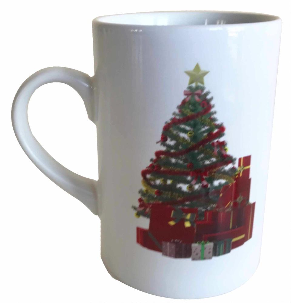 Christmas Tree - Fun Mug for the Festive Season -  Free UK Delivery